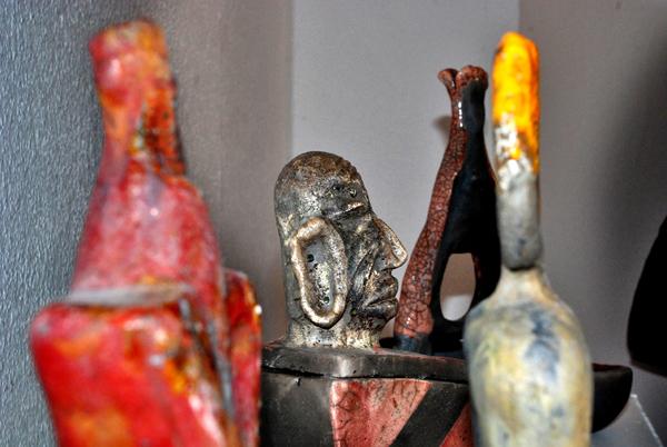 keramik in raku und erdbrand angelika paschmann aktuelles. Black Bedroom Furniture Sets. Home Design Ideas